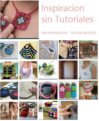 Proyectos de Crochet  Ideas