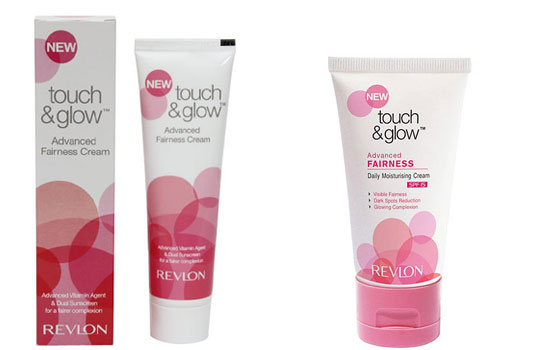كريم Revlon Touch and Glow