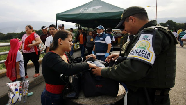 ONU: Cerca de 5.000 personas salen a diario de Venezuela