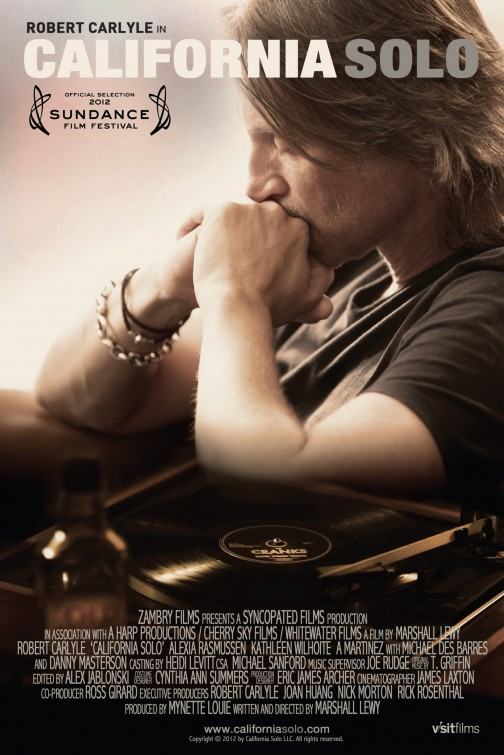California Solo (2012) - 'Official Poster'