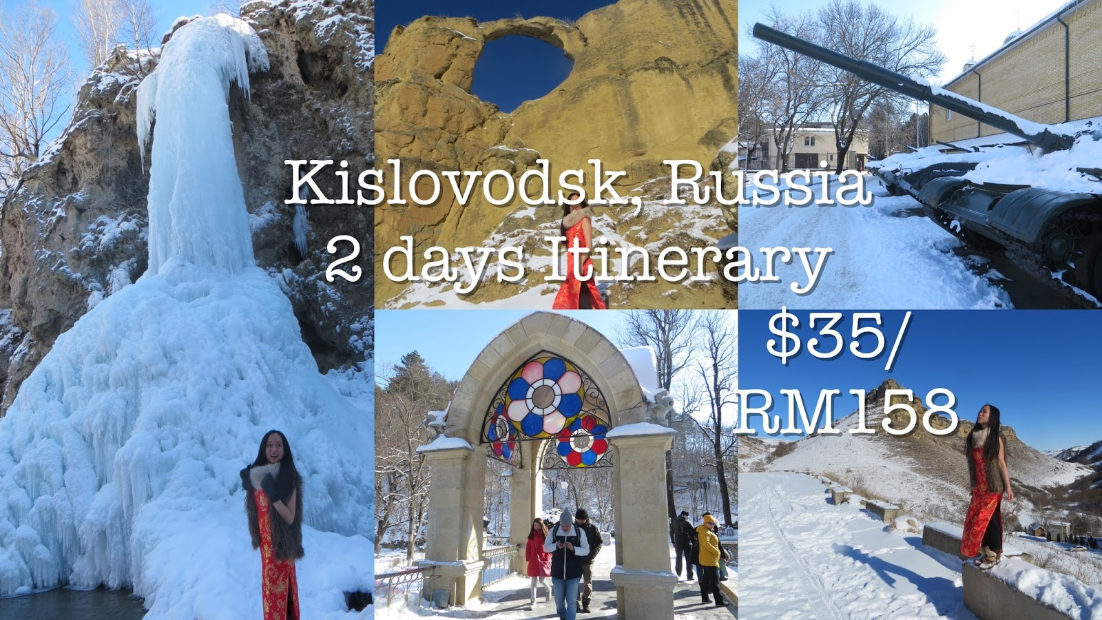 How to get to Kislovodsk 57
