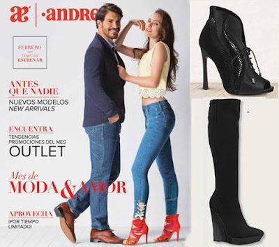 catalogo andrea outlet febrero 2017