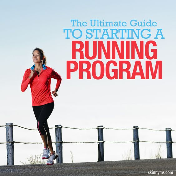 Guide to Starting a Running Program