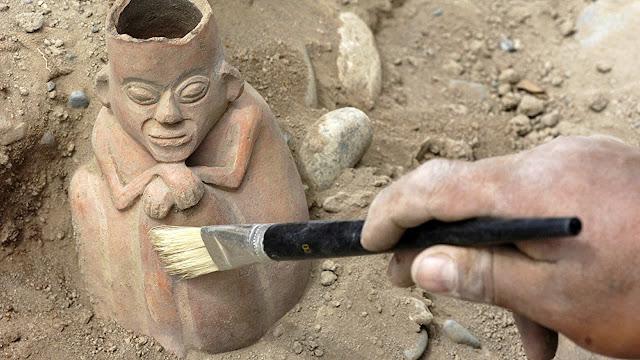 Huaca Prieta: Descubren en Perú restos de una avanzada civilización de 15.000 años atrás