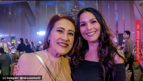 Spotted: Aiai Delas Alas at ABS-CBN's executive's birthday celebration