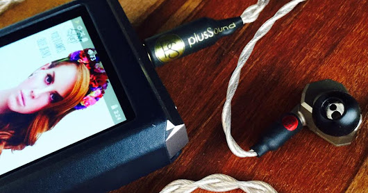 PlusSound Exo series cable review - expatinjapan