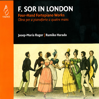 Ferran Sor (1778-1839) - Four-Hand Fortepiano Work
