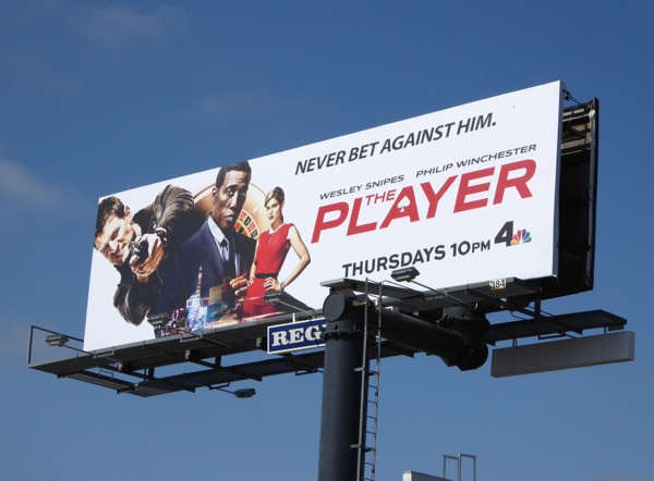 The Player season 1 billboard
