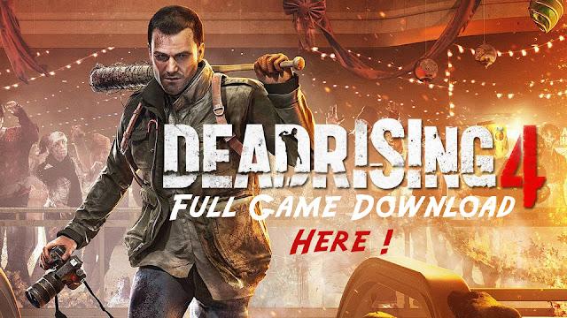 Dead Rising 4 - Full Game Downloader