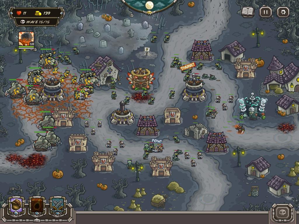 Kingdom Rush: BONESBURG (Halloween Edition)