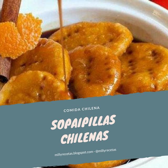 Sopaipillas Chilenas Fáciles