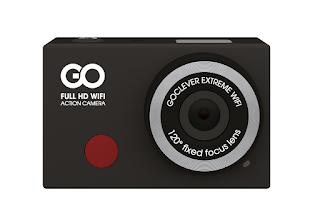 GoClever DVR EXTREME WIFI pro 4k