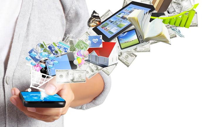 El promedio de operaciones por internet (online) que realizan los encuestados es de 17 compras al año. (Foto: depositphotos)