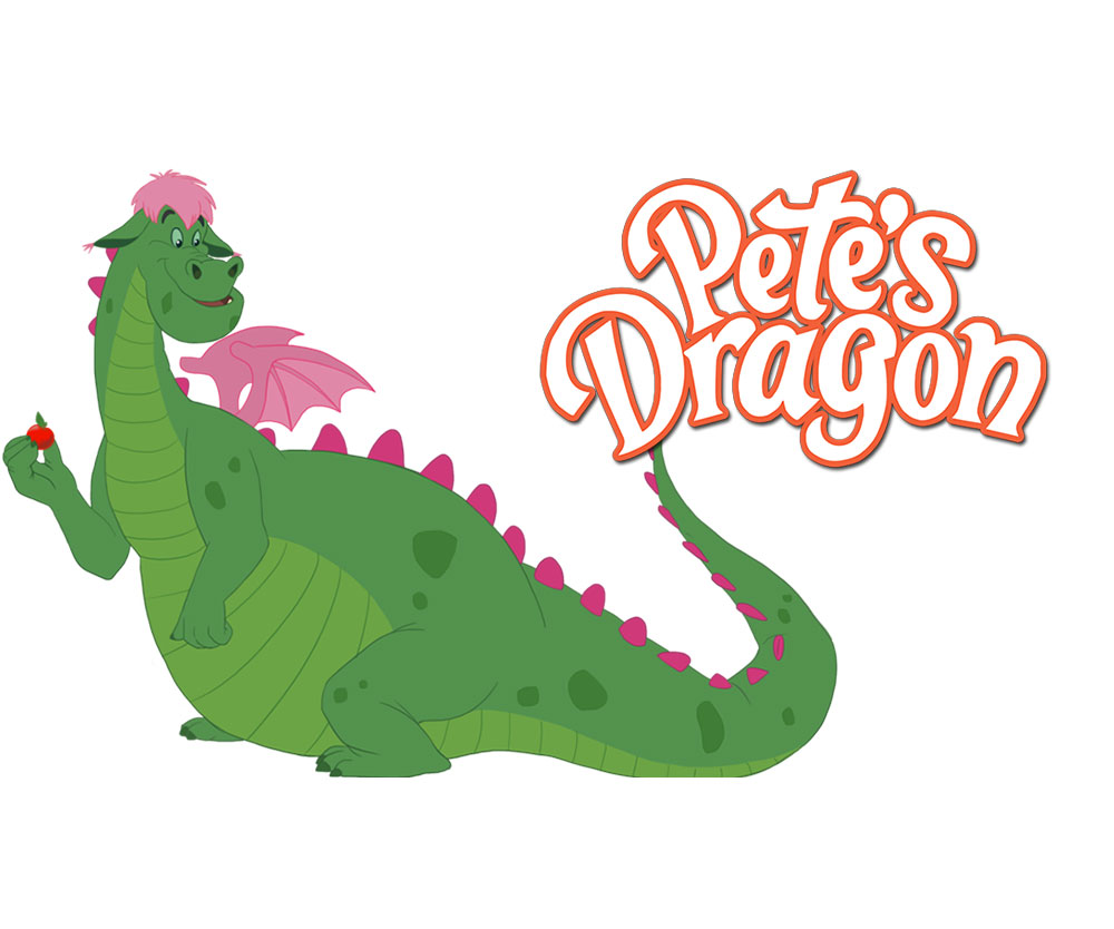 #10-top-pete-dragon-printable-coloring-pages