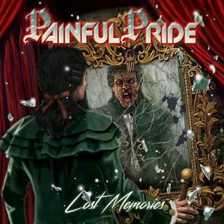 """Το lyric video των Painful Pride για το """"Visions"""" από το album """"Lost Memories"""""""