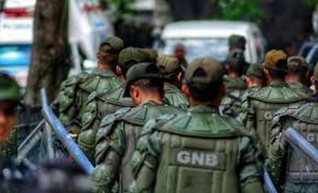Soldados prestan servicio militar con hambre en cuartel de Anzoátegui