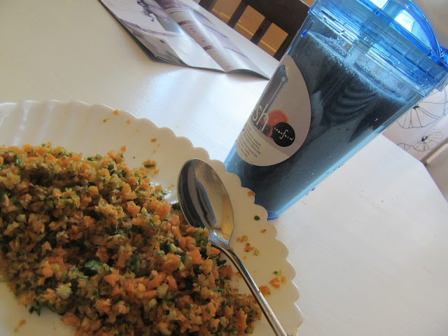 salaatti, porkkana, pinaatti, parsa