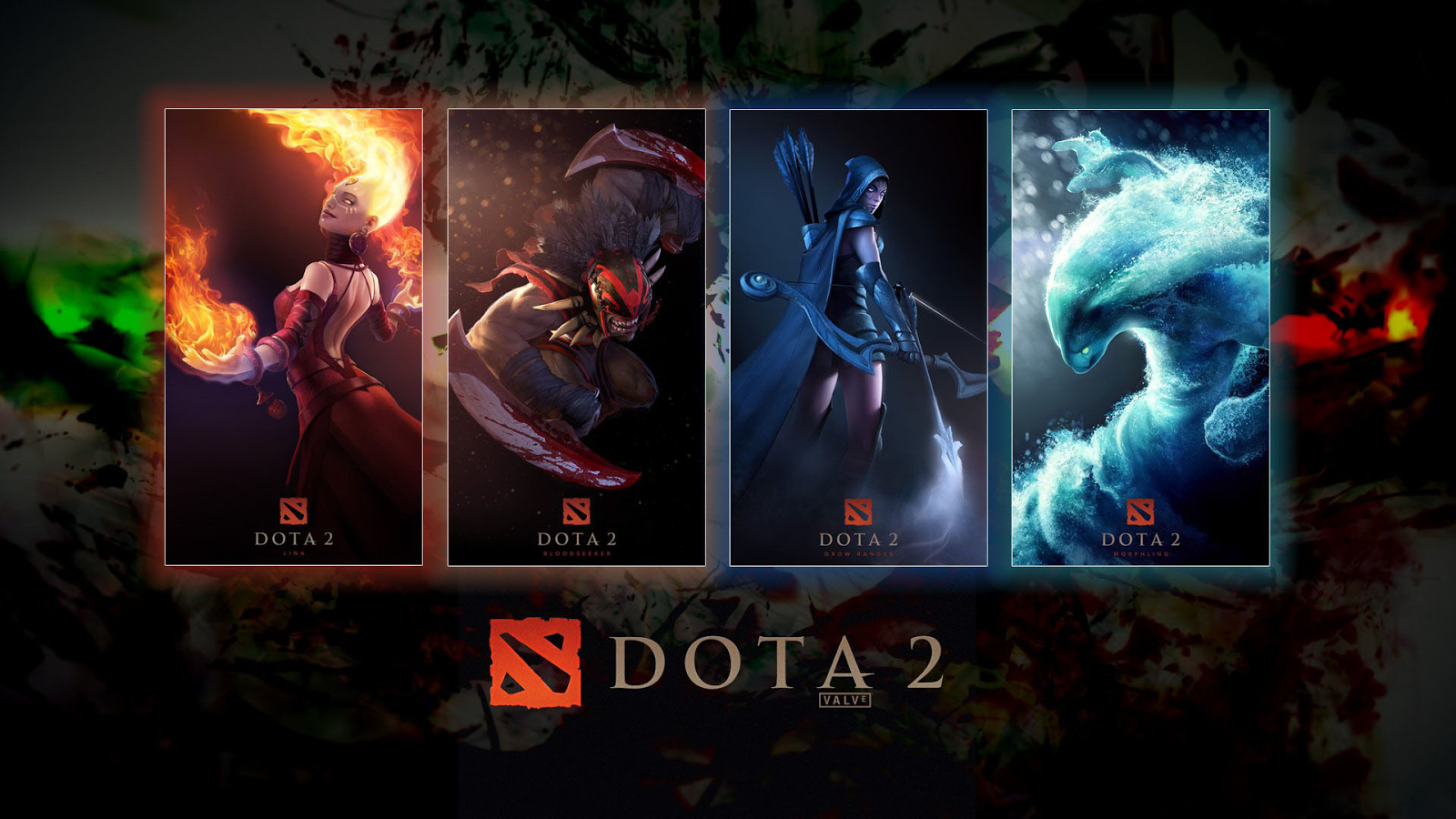 Dota 2 Full Version Game For PC