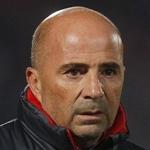 2016-2017 Nama Pelatih Manajer Sevilla