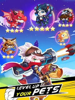 Chibi Bomber MOD APK + Data v1.2.1 for Android HACK Unlimited All Terbaru 2017