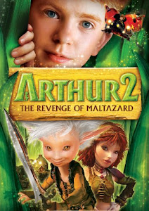 Arthur et la vengeance de Maltazard Poster