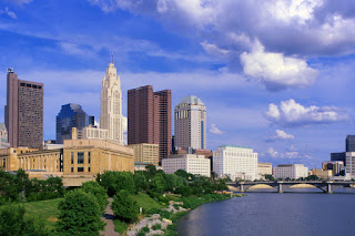 Columbus, Ohio Skyline, Photo Credit: Rod Berry/Ohio Stock Photography DOWNLOAD