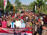 Gelaran Harmoni Indonesia di Pringsewu Berjalan Sukses
