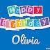 Happy Birthday Olivia Greeting Cards And Photos
