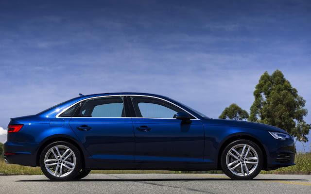 Novo Audi A4 2017 - Brasil