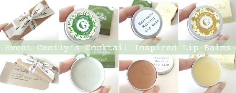 Review: Sweet Cecily's Handmade Lip Balms