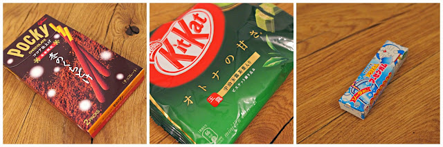 Green Tea KitKats