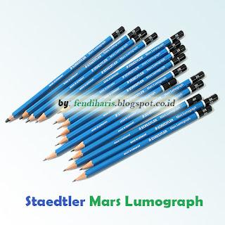 Staedtler Pensil Terbaik Untuk Anak Tipe Mars Lumograph