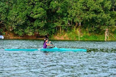 Tempuran reservoir