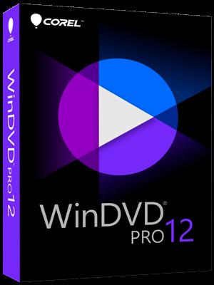 Corel WinDVD Pro Box Imagen