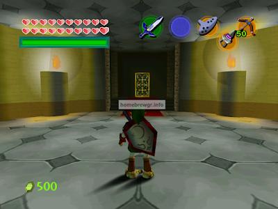Πως να παίξετε το Zelda 64 : Ocarina of Time και Zelda Master Quest με HD γραφικά 6