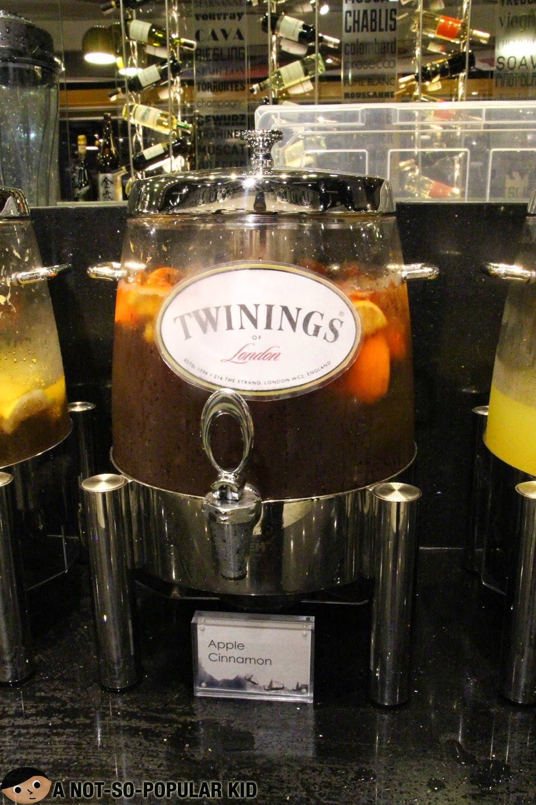 Twinings Iced Tea with Apple Cinnamon in Vikings