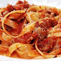 Resep Fettuccine Pasta Daging Sapi Masak Lada Hitam