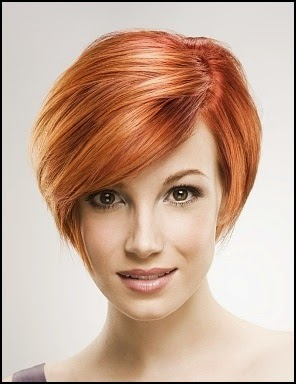 hair color copper blonde