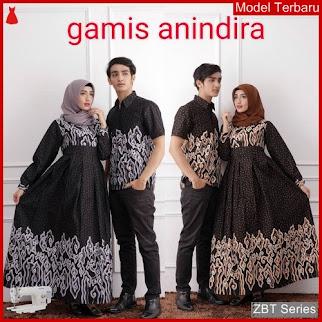 ZBT04909 Kebaya Batik Couple Sarimbit Gamis Anindira BMGShop