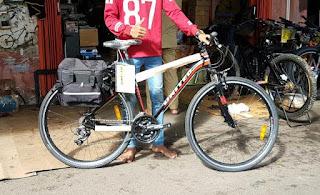 Sepeda Touring United Bike