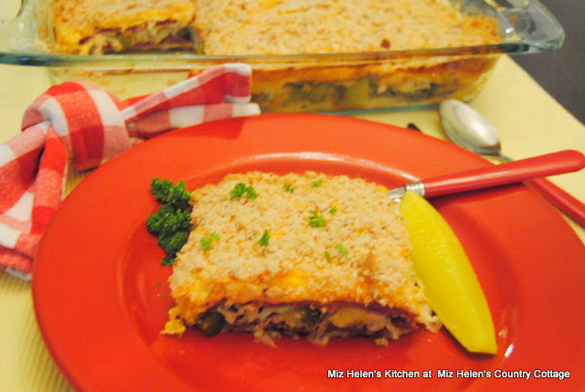 Reuben Casserole at Miz Helen's Country Cottage