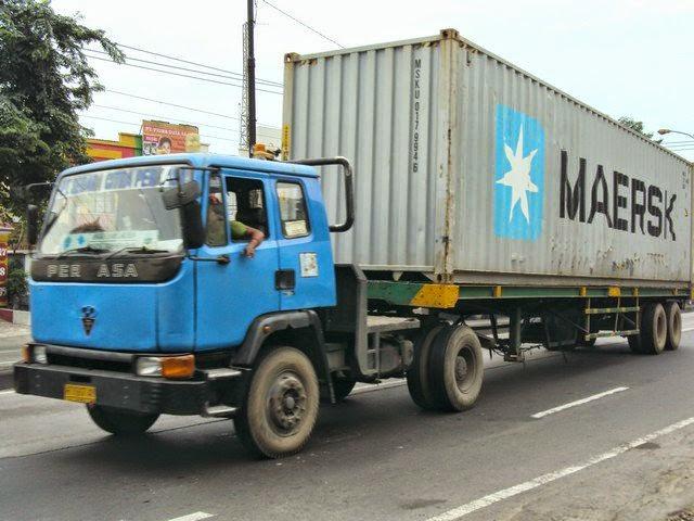 Mengenang Truck Perkasa