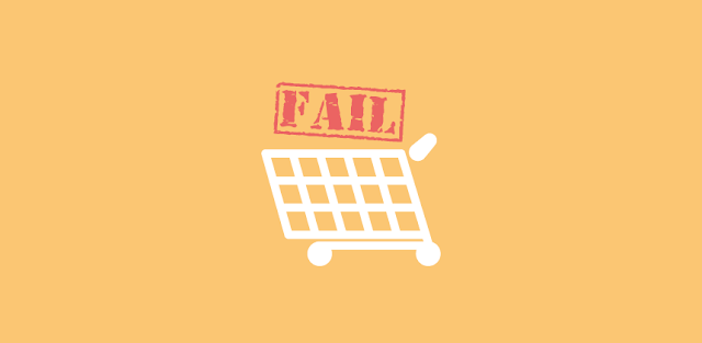 7 Reasons Why My First Ecommerce Business Failed