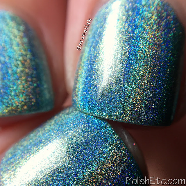 KBShimmer - Wanderlust Collection - McPolish - Don't Fear the Reefer