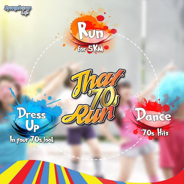 Run, Dress Up and Dance!