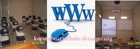 Kursus Buat Website Di Tangerang, Kursus Buat Website