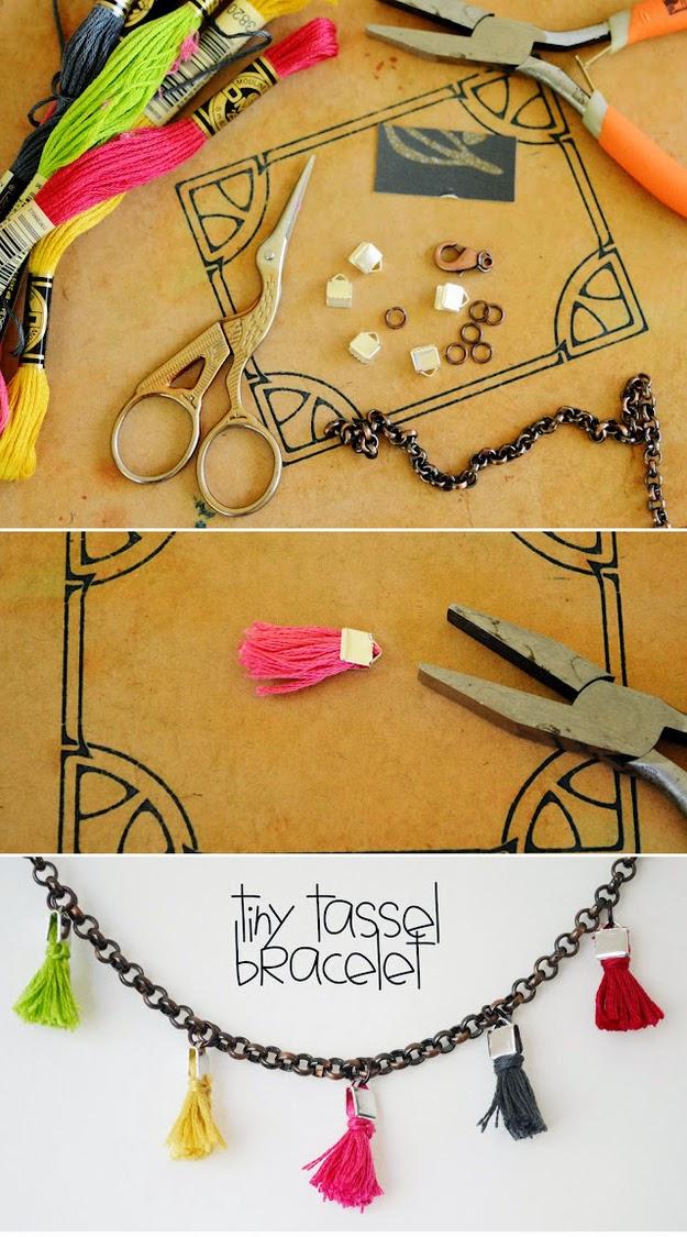 DIY Bracelets amp Jewelry Making Ideas DIY Craft Projects