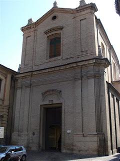 Esterno - Chiesa dei Servi