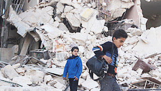 Cries from Syria Documentary Image 2