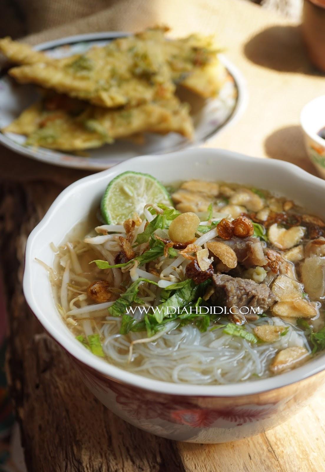 Resep Soto Boyolali : resep, boyolali, Didi's, Kitchen:, Bening, Daging